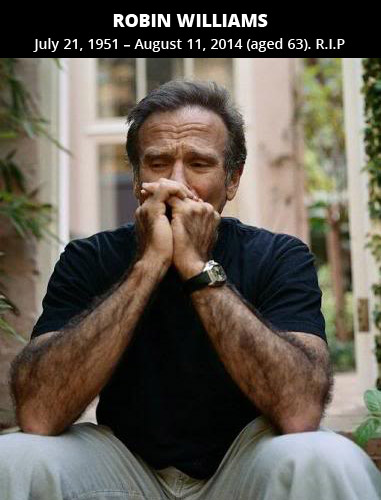 In Memory of Robin Williams R.I.P